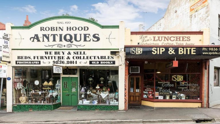 Future unclear after sale of historic Robin Hood Antiques store