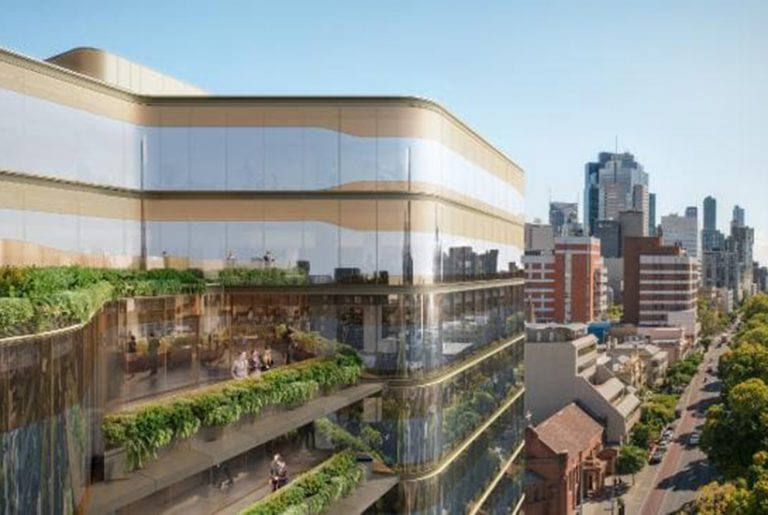 Singapore group leads race for $350m East Melbourne office tower