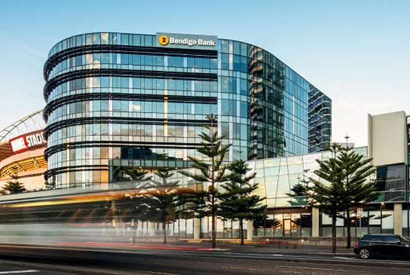 Marprop makes move on Docklands' Bendigo Bank HQ