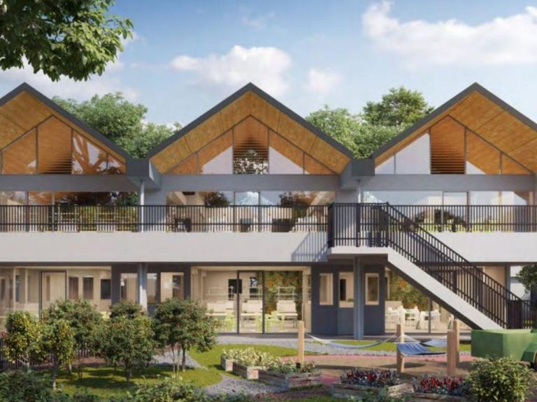 St Ives' new carbon neutral childcare centre site for sale