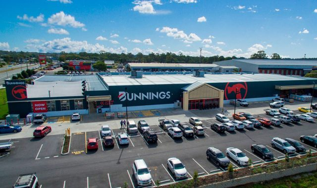 Bunnings hits the market at portfolio auction