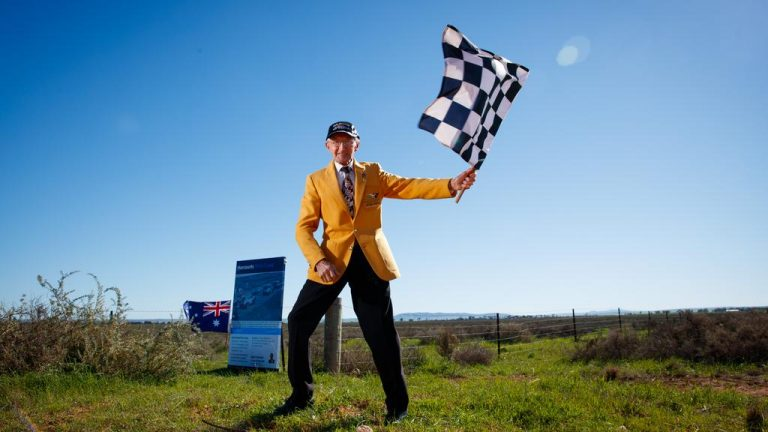 Motorsport enthusiast pays $90,000 for former Grand Prix track