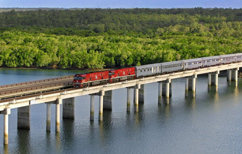 Darwin to Adelaide rail operator sold in $12.3bn deal
