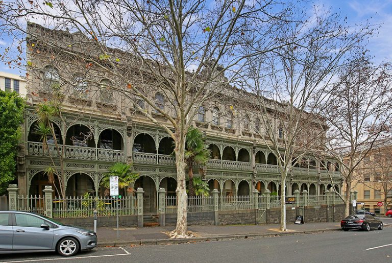 East Melbourne terraces could be your next office