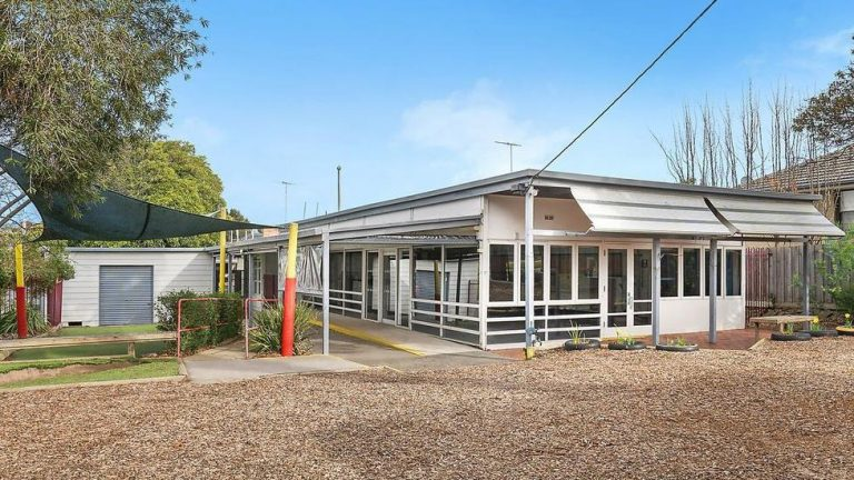 What could you do with the old Highton kindergarten?