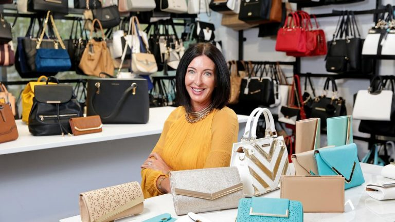 Handbag queen's headquarters for sale in Manly