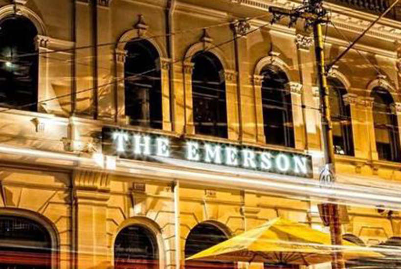 The site of The Emerson at 141-145 Commercial Rd, South Yarra sold last year.