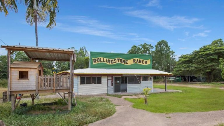Townsville's iconic Rollingstone Ranch roped in at auction