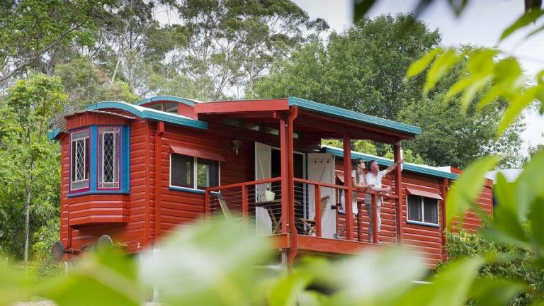 Queensland's top 'glamping' spots revealed