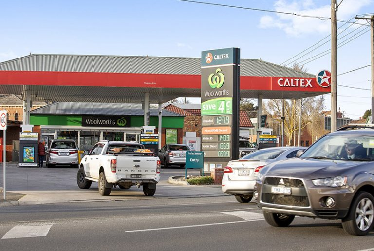 Ballarat service station could be an auction bargain