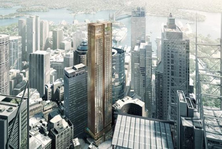 $700m hotel, office tower planned for Sydney's Bligh House