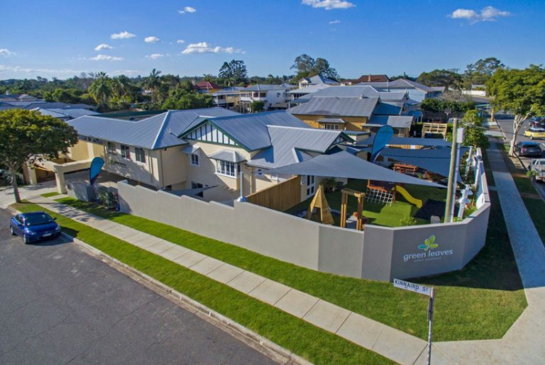 Prime lease a feature at Brisbane childcare centre