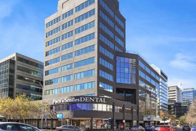 Chinese group pays $82m for major Parramatta office block