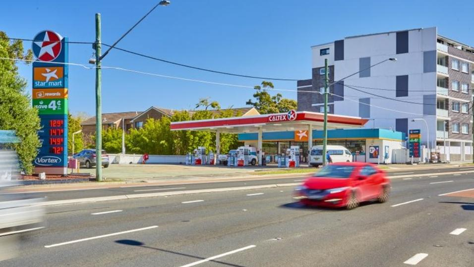 Sydney petrol pumps making way for apartments