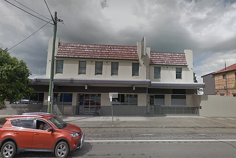 The Bank Hotel in Maitland. Picture: Google.
