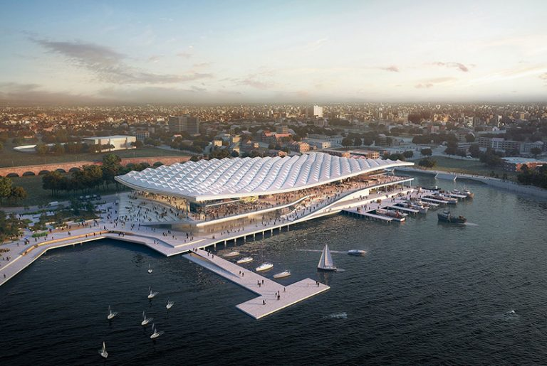 Sydney Fish Market slated for skyscraper developments