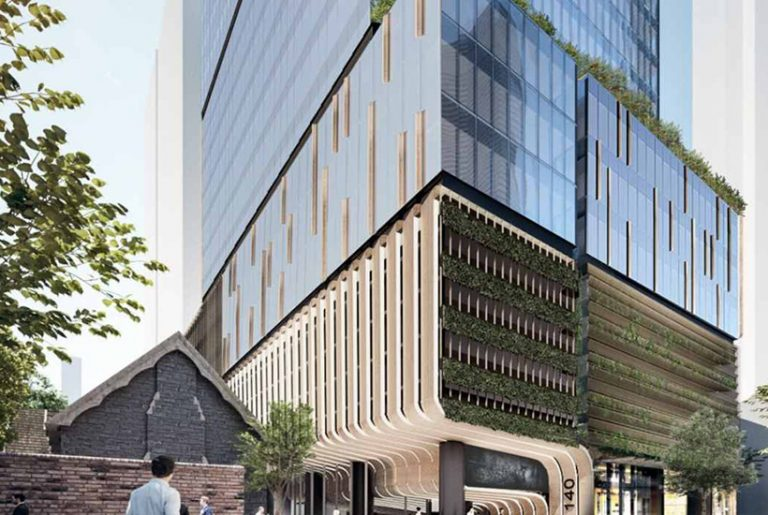 Federal Police to set up shop at 140 Lonsdale St development