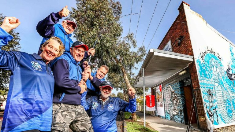 Footscray Angling Club finally reels in buyer
