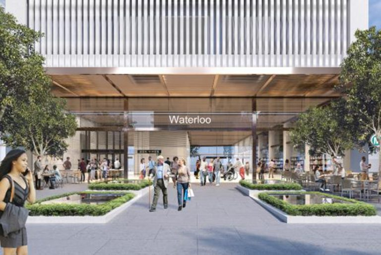 Heavyweights lead race to build Sydney's Waterloo Metro Quarter