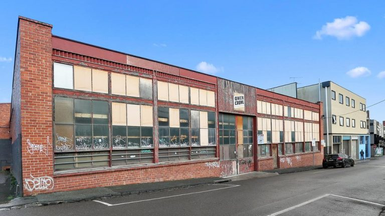 Developers win out as 1920s Geelong brick warehouse sells