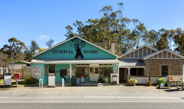 Buyers rush in for SA general store tree change