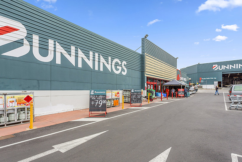 Last chance to buy a Bunnings this year