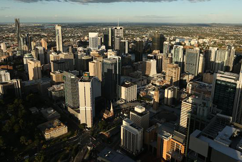 A steep rise in commercial property values contains risks for REITs, Moody's says. Picture: Mechielsen Lyndon.