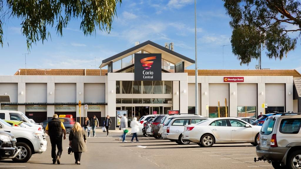 Corio Central shopping centre has been sold in a $101 million deal.