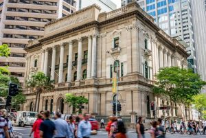 Brisbane's 'Chambers' building sells for third time in 130 years