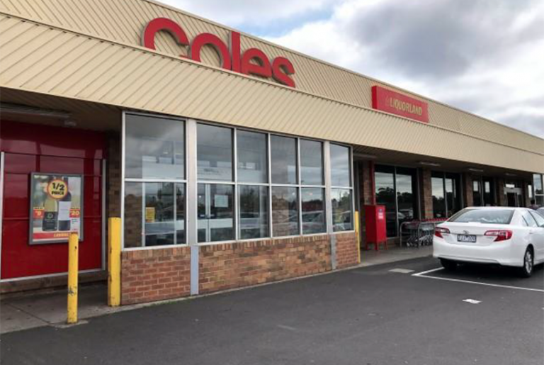 Bairnsdale and Moe Coles sold as part of $62m deal
