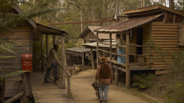 Strike it rich with NSW gold rush town theme park
