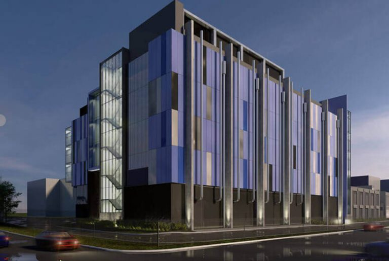 IC3 data centre breaks ground at Macquarie Park