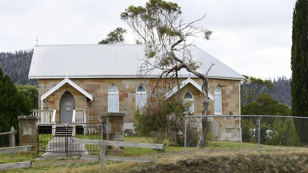 Historic Dunalley church to become Queensland buyer's home