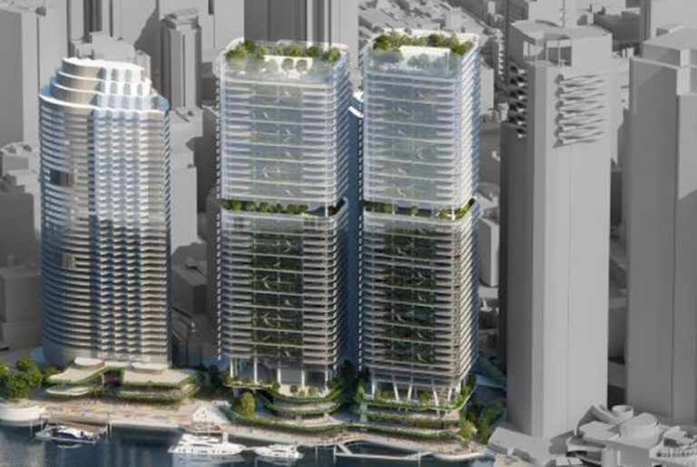 Dexus to deliver $2bn twin towers in Brisbane