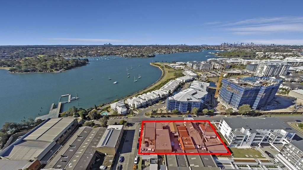 A new boutique development is flagged for 118-128 Tennyson Rd, Mortlake.