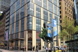 Co-working boom sees Victory lease George St tower