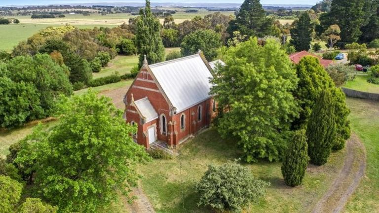 Heavely opportunity arises at historic Birregurra church