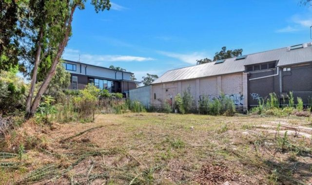 Newtown property back on market three years after breaking price record
