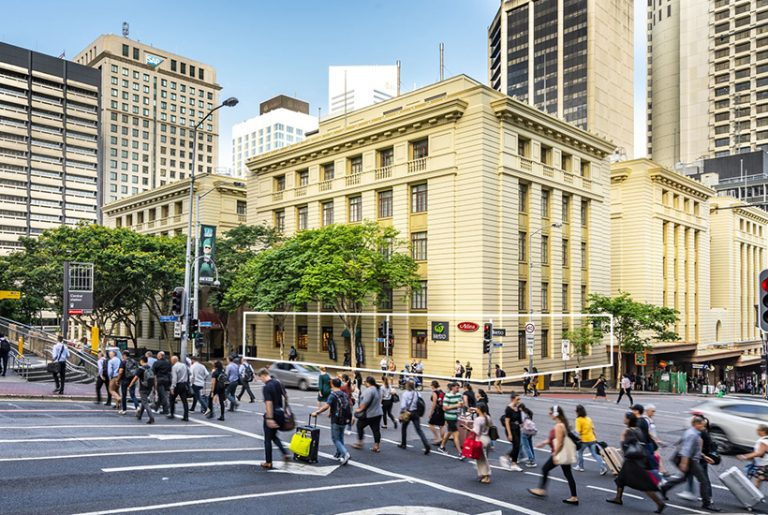 CBD Woolworths among Queensland's top weekly properties