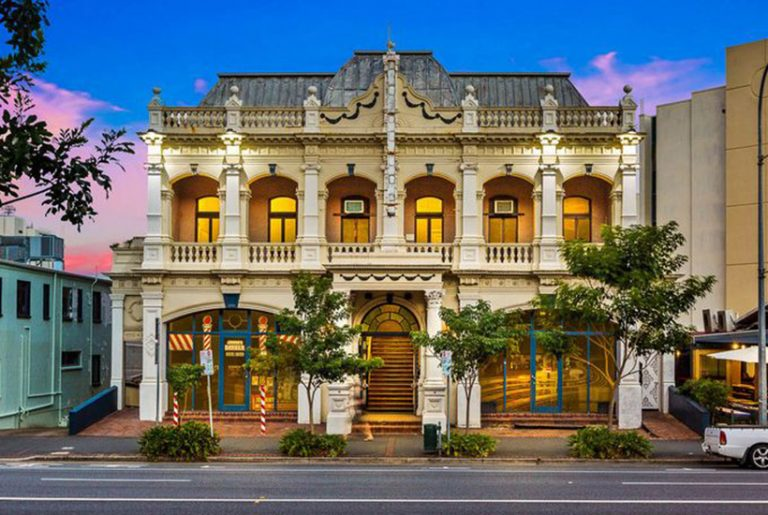 Royal flavour as historic Woolloongabba theatre hits the market