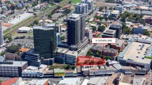 Wollongong site set for nine-storey student tower