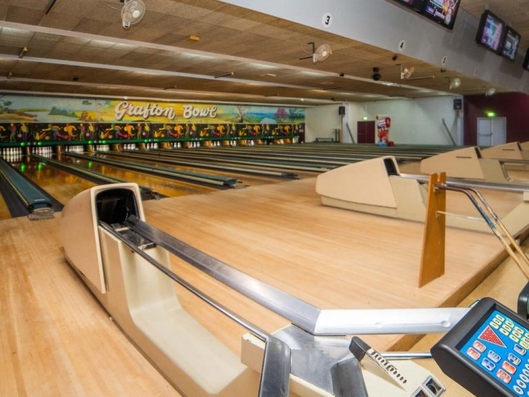 Your own tenpin bowling alley for $820,000
