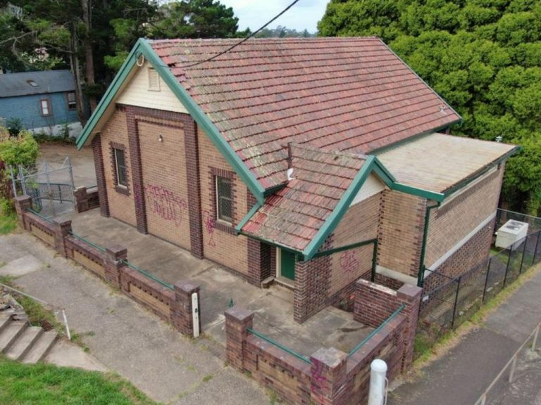 Katoomba's Exclusive Brethren Church set to be sold