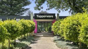 Tupperware lifts lid on potential sale of Ferntree Gully HQ