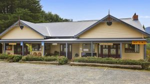 Chef's exit opens opportunity at Toolangi Hotel