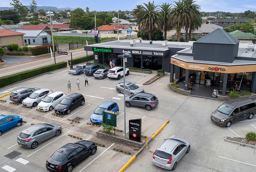 Double fast food joint among NSW's top listings