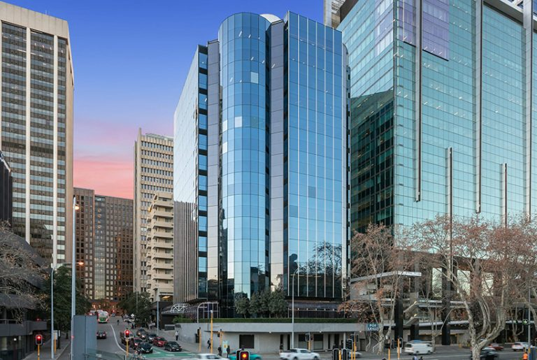 Perth office market action ramps up