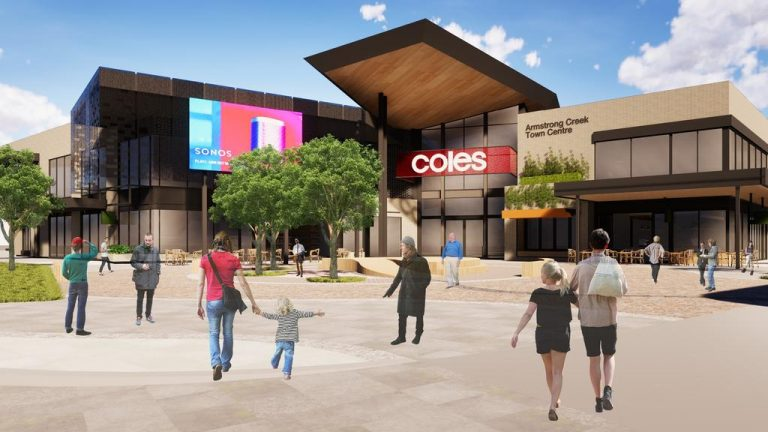Developer's $60m hopes for new Armstrong Creek Shopping Centre