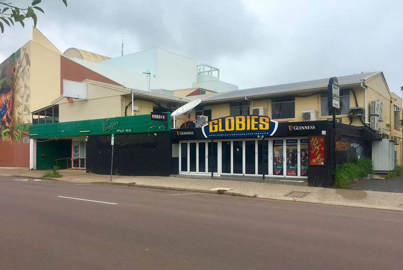Most-viewed properties: Could this former Darwin sports bar be yours?