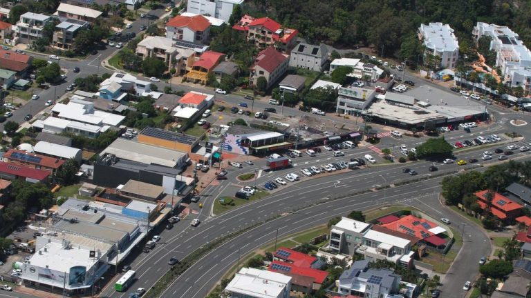 Nobby Beach retail strip hot property as buyers target light rail exposure